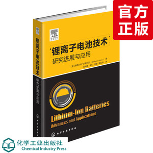 正版 锂离子电池技术 研究进展与应用 锂离子电池发展趋势 锂离子电池相关企业科研人员参考书籍 新能源专业材料相关专业研究教材