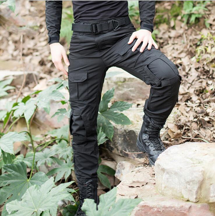 迷彩作战蛙裤户外青蛙服G3长裤男士户外拓展迷彩训练裤修身战术裤