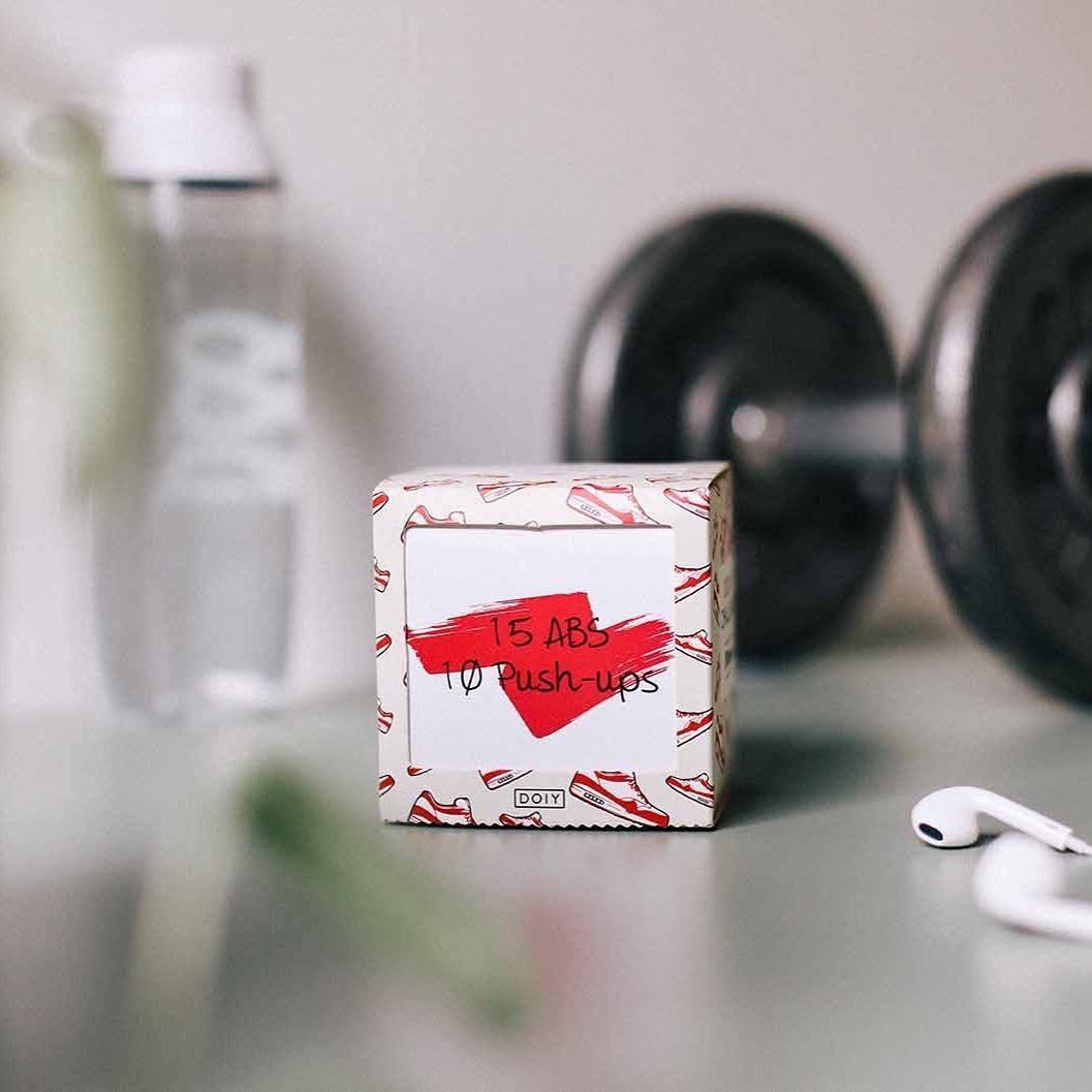 指南 DOIY 30天生活西班牙挑战幸福健身慢生活筛子创意生日礼物