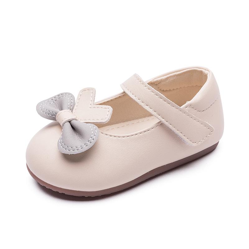 女宝宝鞋子软底公主鞋春秋季1皮鞋怎么样