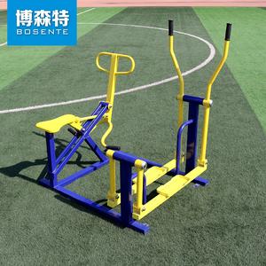健骑机骑马平步机组合户外健身器材小区广场公共设施室外公园