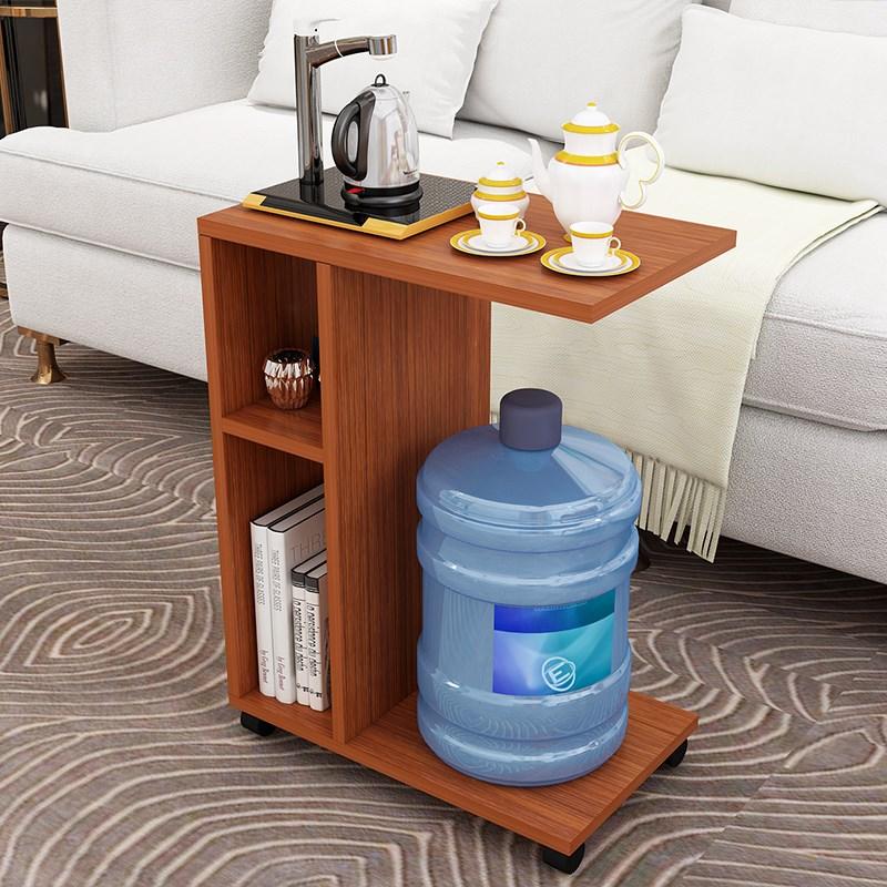 茶几迷你卧室可移动茶几茶座创意沙发边角小茶几家用角几功夫茶桌