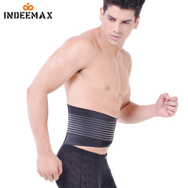 男士瘦身塑身衣收腰减肚子瘦腰收腹带束腰透气运动健身护腰腰封