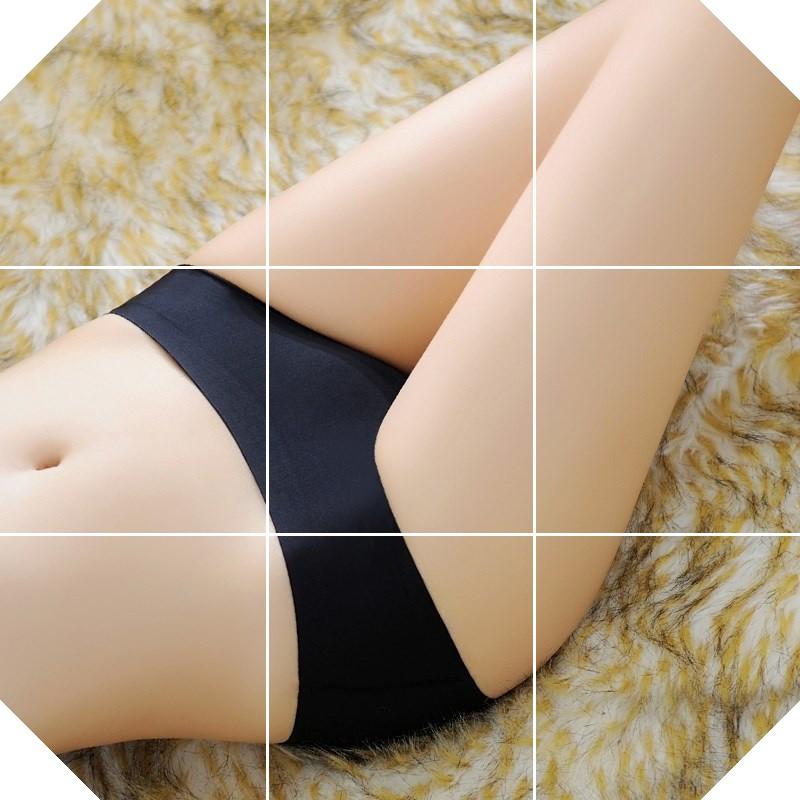 日系纤维纯棉防漏女裤通用一次性黑色女式透气女士衣都