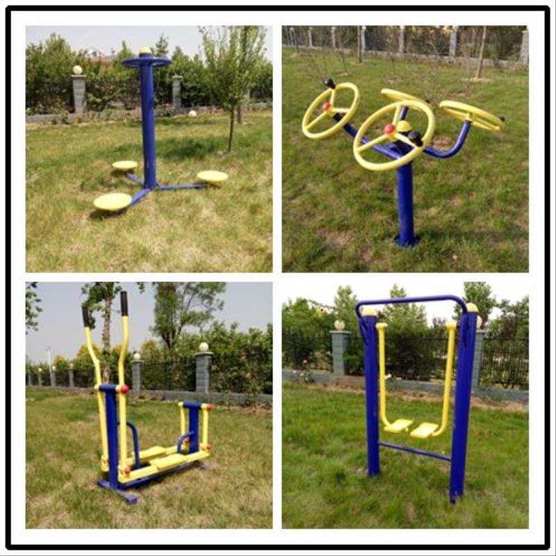 19地埋式高低健身器小区公园广场社区运动体育用品户外维修配件大