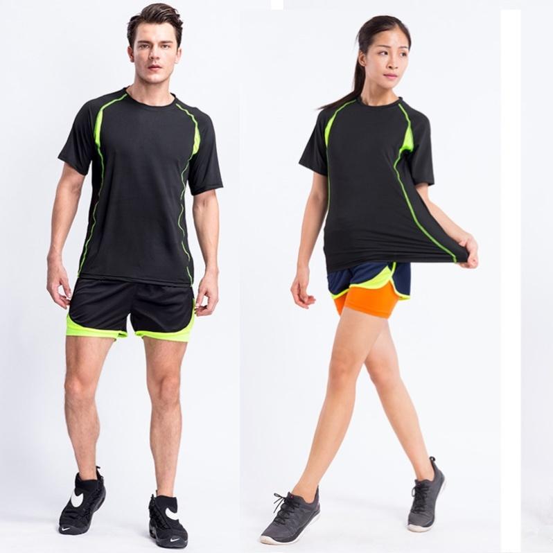2020男女套装夏季运动服男士休闲潮流韩版宽松情侣短裤潮牌两件套
