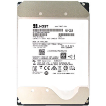 Hitachi HGST HUH721010AL5200 10TB Enterprise-class He10 helium SAS server hard disk