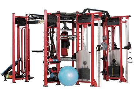 原装正品 迈尚MS-360综合训练器专业商用健身房私教健身器材
