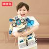 咪咪兔机器人拼装合体变形儿童玩具好不好用