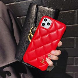 苹果11pro手机壳promax皮质XSMAX苹果x欧美iphonex皮套8plus新款7黑色网红同款XR创意P保护套6大红色潮时尚套图片