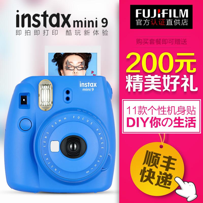 富士 instax mini9相机使用体验,分享给大家