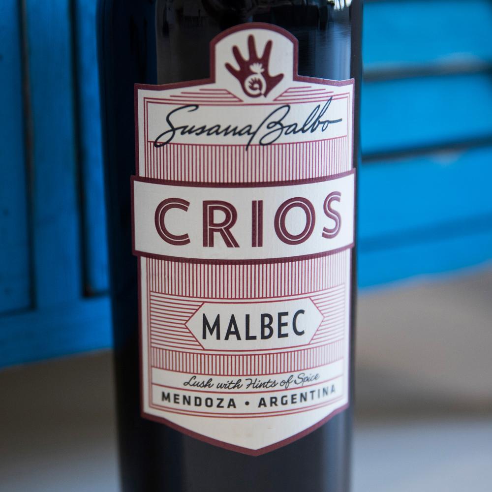 果味浓郁的阿根廷马尔贝克Crios Malbec干红