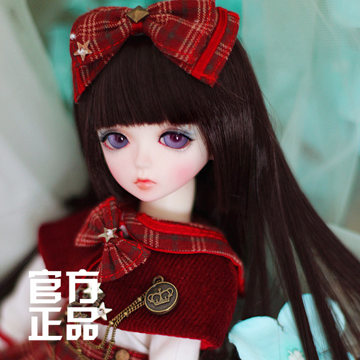 88折包邮+送官妆 KS 1/6 BJD/SD娃娃 女娃 珊瑚 Coral 全套