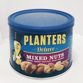Nuts Mixed 综合果仁planters绅士牌美国进口混合坚果248g Deluxe