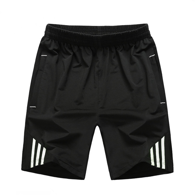 Sports pants mens fitness underpants summer breathable quick drying Basketball Shorts loose size Capris training pants package mail