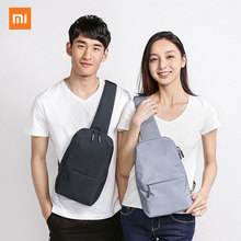 Millet Breast Bag for Men and Women Multi-functional Sports Running Outdoor Students One Shoulder Slant Bag for Mobile Phone Bag for Leisure