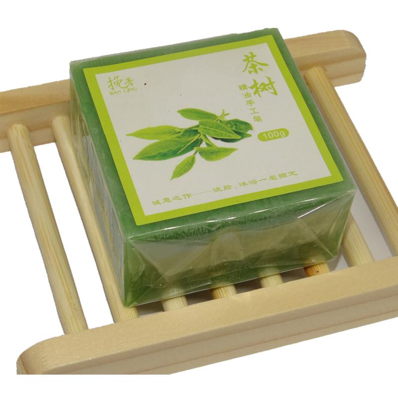 Чайное дерево масло мыло