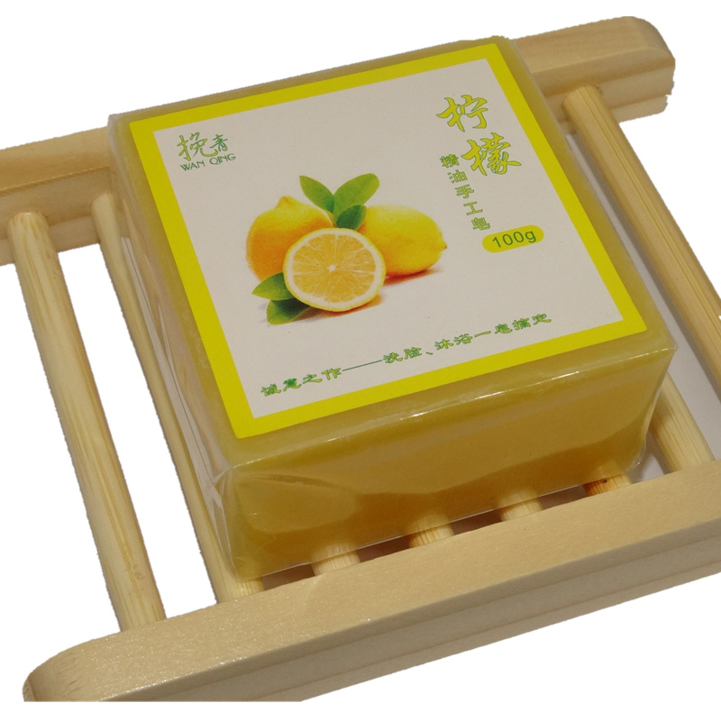 Лимон масло мыло