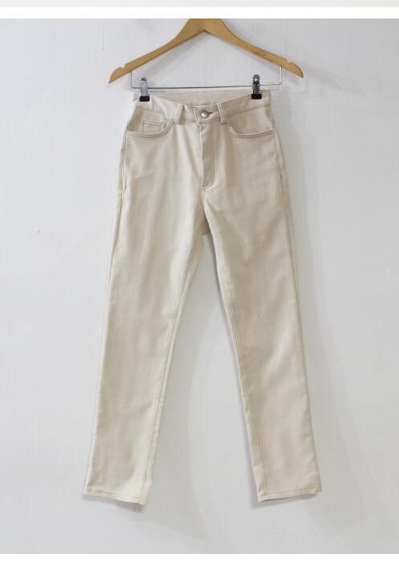 八1219韩国正品直邮冬装春季韩版时尚运动牛仔裤1252074