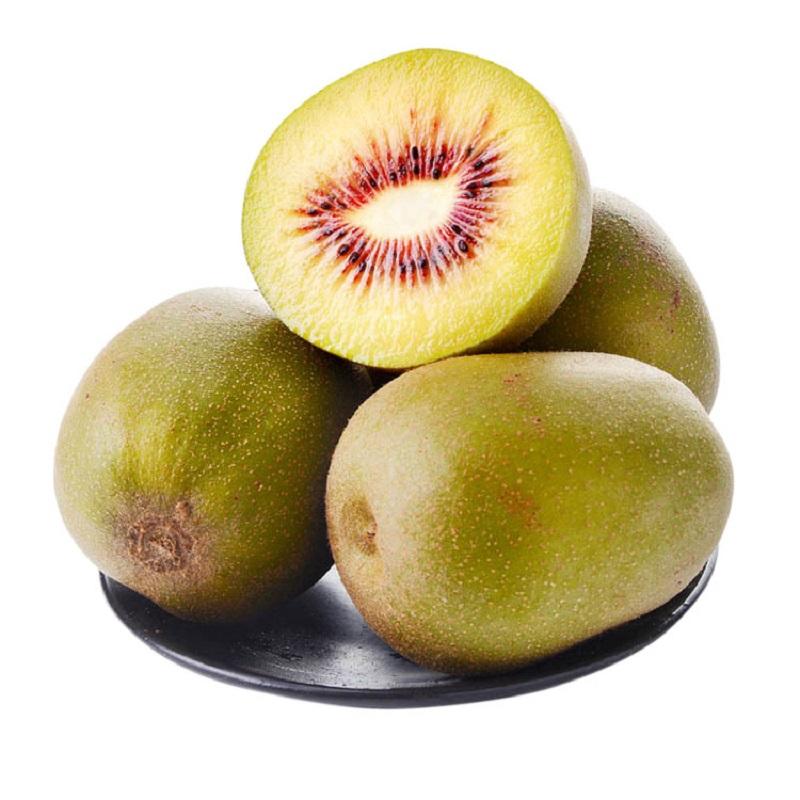 大果四川蒲江红心猕猴桃当季新鲜水果浦江奇异果非徐香猕猴桃红心