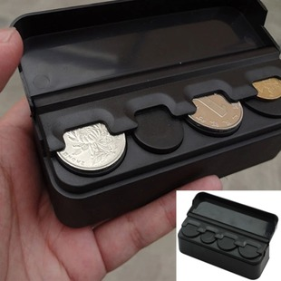New Boxes Cases Auto Pocket HOT Plastic Storage Coin Car Hol
