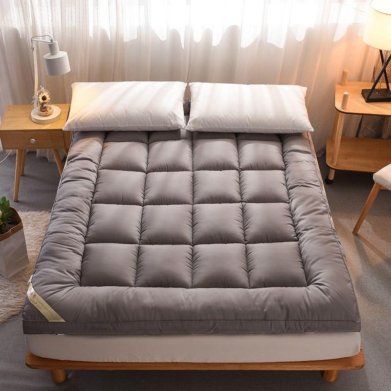 加厚床垫宿舍单人双人1.5m1.8mx2.0米褥子家用软垫学生榻榻米垫被限时抢购