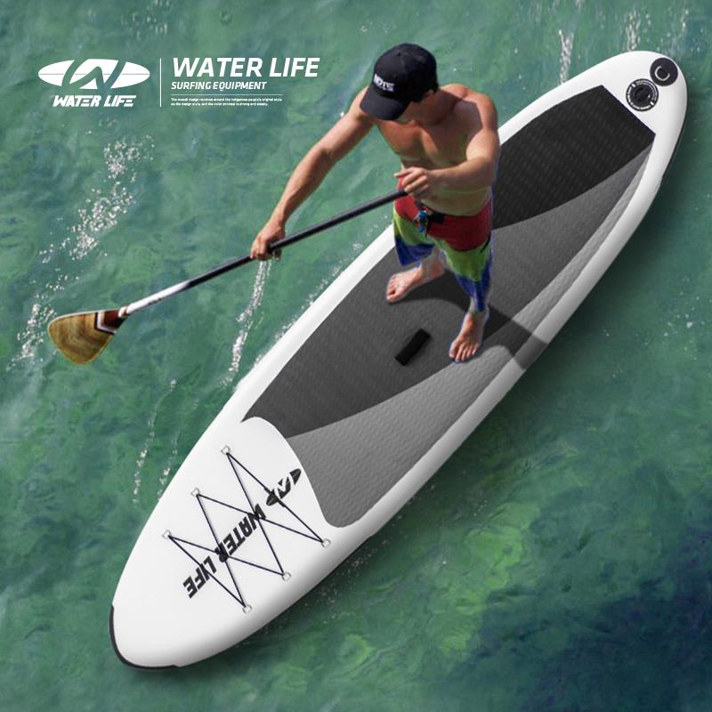 Надувная подушка Vitra / waterlife панель Взрослый профессиональный весло панель пульпа панель серфинг панель Водные лыжи панель