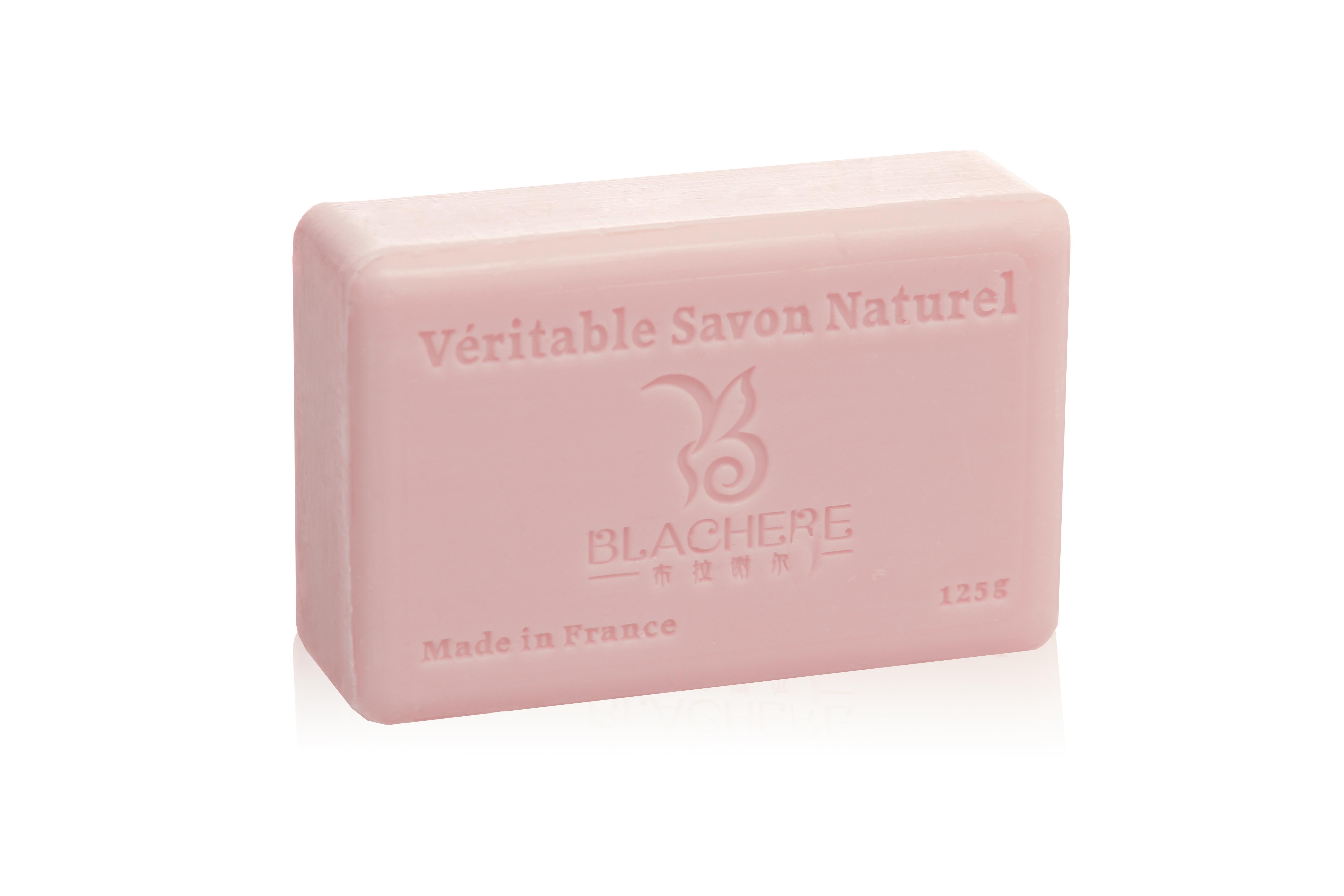 布拉谢尔驴奶香皂法国马赛皂皂洗澡洁面洗脸沐浴