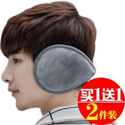 耳包耳罩保暖男士 冬季护耳朵罩耳套冬天毛绒后戴女耳捂子耳帽加厚