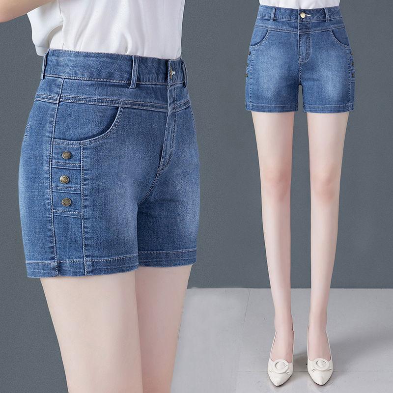 Женские джинсы / Джинсовые шорты Артикул 615837864457