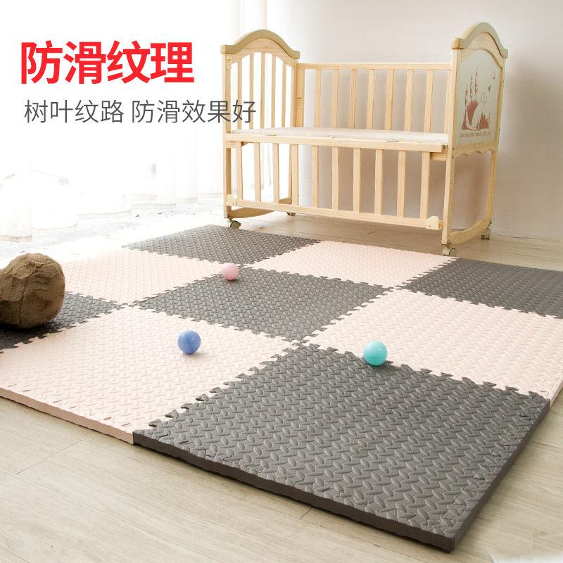 加厚泡沫地垫拼图家用儿童爬爬垫拼接卧室榻榻米爬行垫铺地板垫子