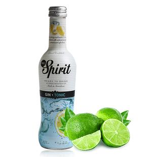 金汤杜松子加气预调鸡尾酒洋酒SpiritMG西班牙进口曼戈