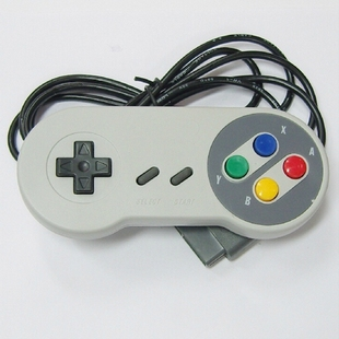 SFC Game Handle SNES Controller for 15642360