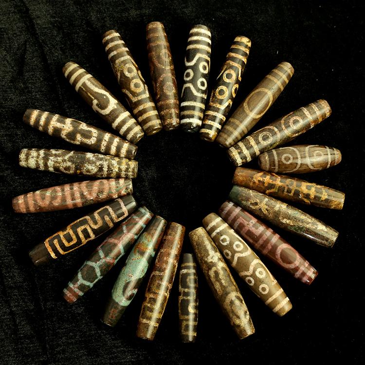 Небесный падающий камень ожерелье глаз в чистой старой бусины подвеска коллекции мужские и женские Галстуки длящиеся облигации бесплатная доставка по китаю