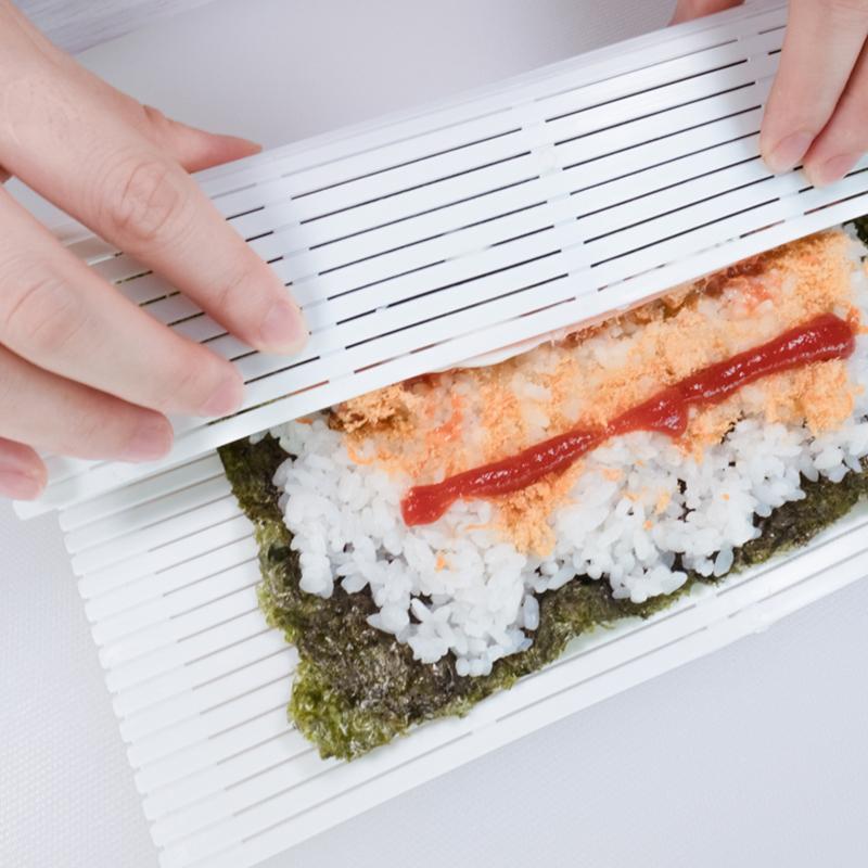 厨房家用寿司帘做寿司的工具制作紫菜卷饭包饭用的卷帘寿司卷帘子