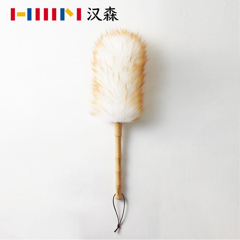 Hanssem китайский лес домой шерсть дастерс защита окружающей среды цин развертка пыль пыльник домой избавиться от волос супер мягкий серый пыль щетка