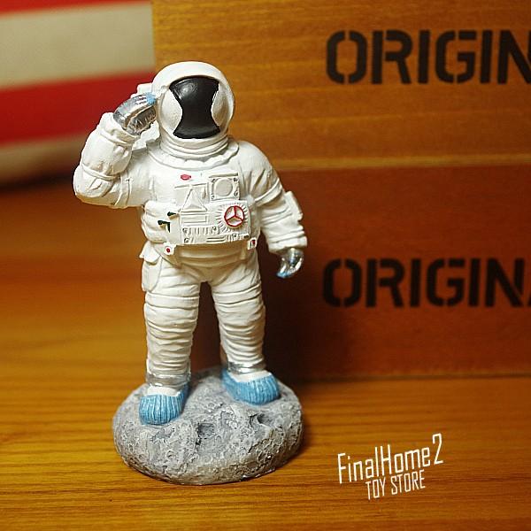美国航天局 宇航员 航天飞机 宇宙飞船 树脂摆件模型手办玩具公仔