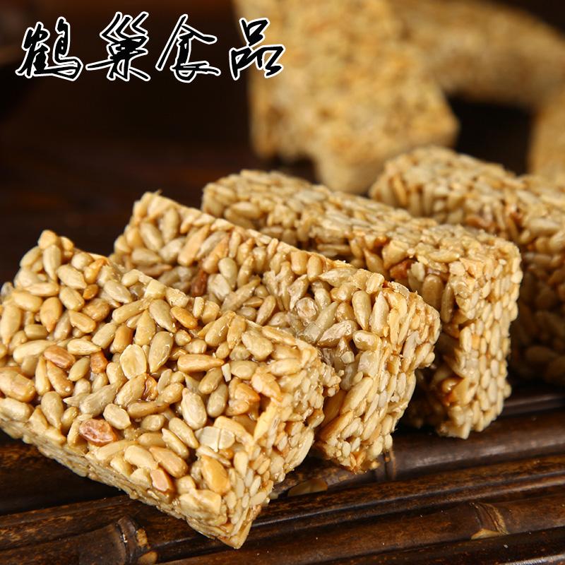 浙江特产传统瓜子仁酥糖380g传统手工糕点办公室休闲零食品包邮
