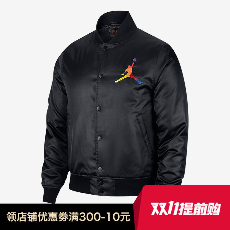 Nike 2019秋季新款JORDAN SPRT DNA 男子飞行夹克外套 AV0113-010