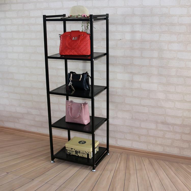 包架服装店鞋架层板架中岛挂衣架服装店展示架单杠架帽子展示货架限2000张券