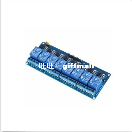 Optocoupler 8 Channel 8-channel 5V Relay Shield Module Contr,可领取元淘宝优惠券