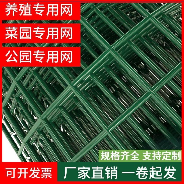 菜园运动场晾晒围墙防护网围栏网格加粗鸡鸭鹅养鸭子小鸡球场建筑