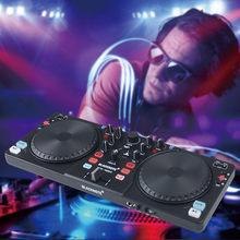 Профессиональное оборудование > DJ-контроллеры.