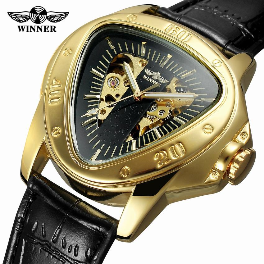 Full automatic mechanical watch mens authentic Swiss watch personality trend fashion sports waterproof boutique mens Watch