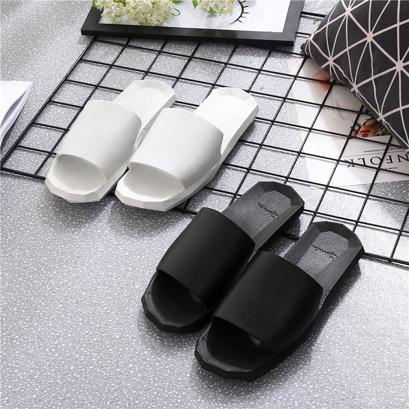 夏季新款涼拖鞋男士夏天室內外家居家用防滑托鞋洗澡浴室拖鞋男款