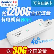 上网宝CPE转有线宽带WiFi无线路由器插卡移动随身4g联通电信