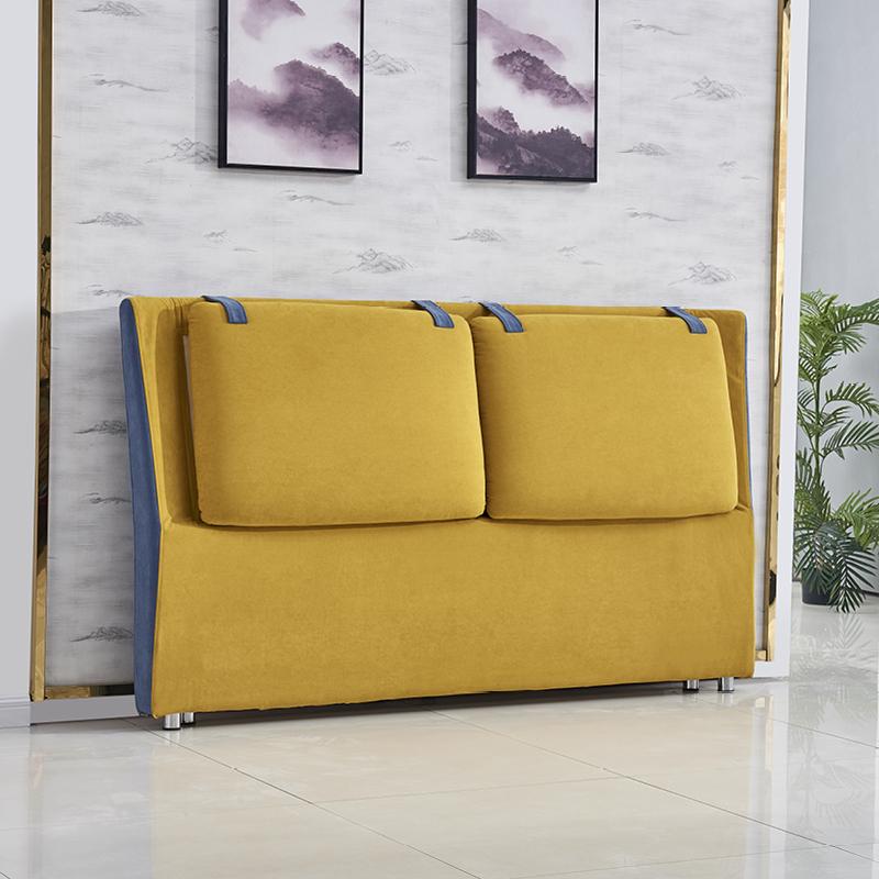 软包简约现代可拆洗床头布艺床头板