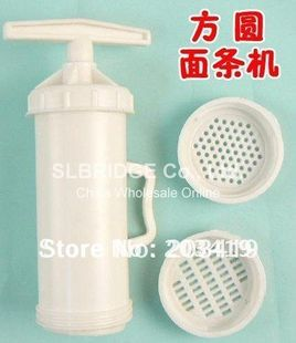 Manual maker Circular Pasta noodle Machine Noodle presses
