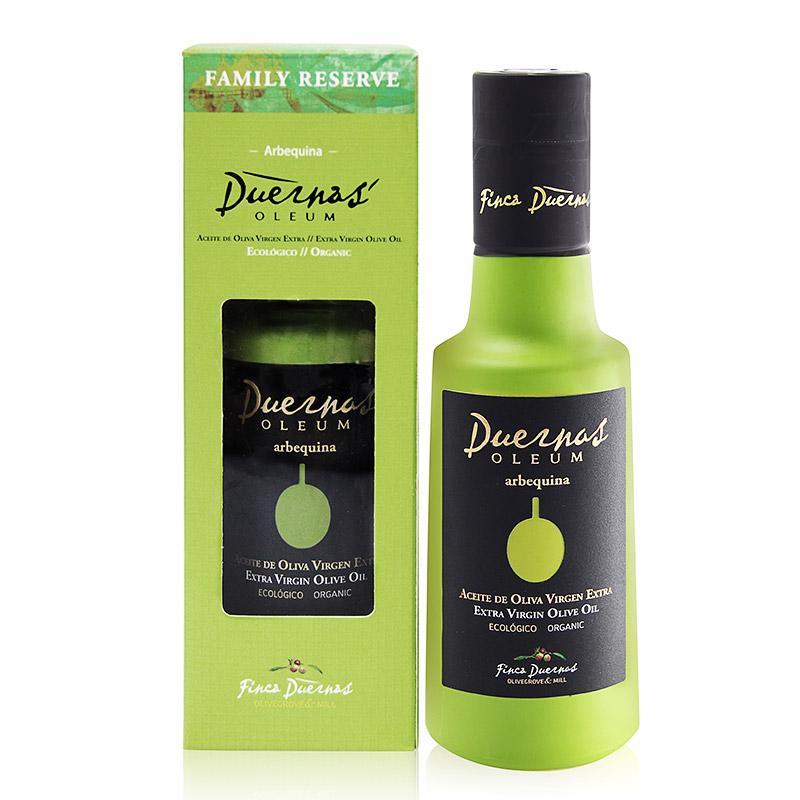多爱纳斯阿尔贝基纳特级初榨橄榄油庄园级250ml西班牙原装进口油