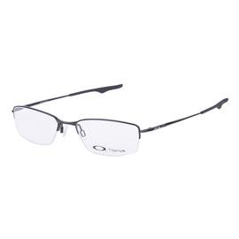 奥克利运动款纯钛近视眼镜架wingback OX5089半框细边男女款超轻图片